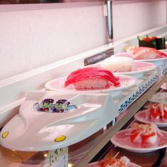 かっぱ寿司 菰野店のおすすめポイント1