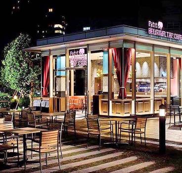 プティ デリリウム タップカフェ 新宿サザンテラスの雰囲気1