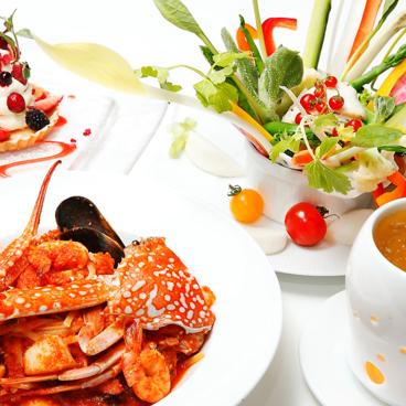 リストランテ クワトロ・フォリオのおすすめ料理1