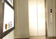 遊食亭 えくぼ 熊本下通り店の外観2