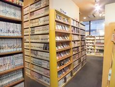 コミックバスターWILL BE 船堀店のコース写真