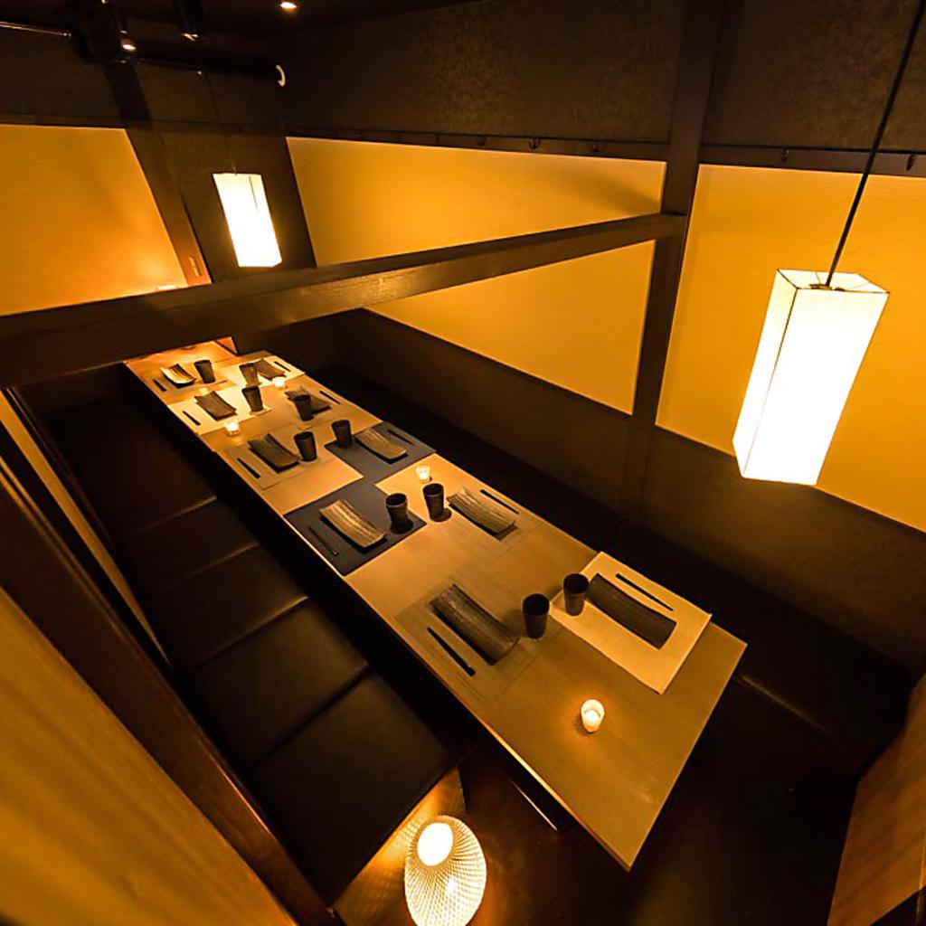 夜景個室居酒屋 囲(kakoi)川越駅前店|店舗イメージ9