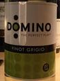 白 【ドミノ ピノ・グリージョ・カリフォルニア 2011(アメリカ)】辛口 3200円 ■カジュアルに幅広い食事に合う親しみやすいワインです。