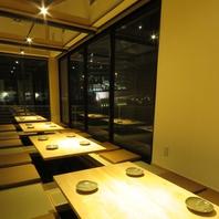 熊本の夜景が至福のひとときを感じさせてくれます