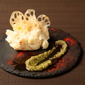 料理メニュー写真土浦レンコンのポテトサラダ