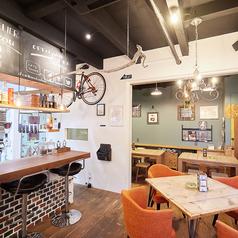 Cafe&Atelier inukoubouの雰囲気2