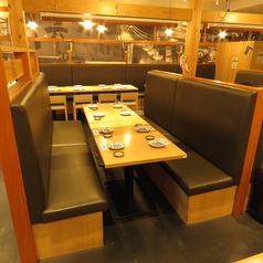 築地食堂 源ちゃん 品川シーサイド店の雰囲気1