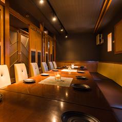 個室席でのご宴会は最大40名様までご利用OK!梅田駅周辺での大規模宴会は当店にお任せください!幹事様無料などお得なクーポンもございます♪