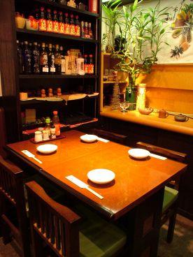 イッツベジタブル 苓々菜館の雰囲気1