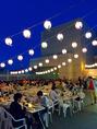 ◆三越ビアガーデン◆★屋上ビアガーデンのオープンテラスに最大で230名★少人数~団体様まで気軽にご利用いただけます♪サンサンの太陽の下、新潟の星空の下、時間帯で違う雰囲気を味わうことがきます☆大切な仲間やお友達と誕生日、合コン、女子会ご宴会を◇新潟食べ放題。