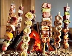 炭火野菜巻串と肉炉端 博多うずまき 宮崎店のおすすめ料理1