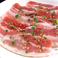 豚カルビ (塩・味噌・辛味噌・バジル焼・ゆず胡椒風味)
