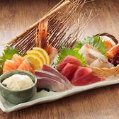 月の雫ならではの豪華盛り合わせ!!【海鮮盛り合わせ】厳選された鮮魚を心行くまでお楽しみ頂けます★