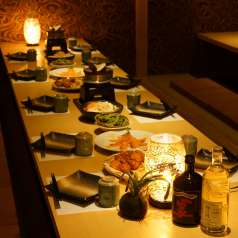 個室居酒屋 彩 irodori 三宮店の特集写真