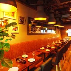イタリアン&ワインバー CONA 小岩店の雰囲気2