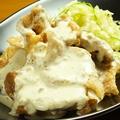 料理メニュー写真柚子風味の鶏南蛮