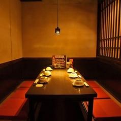 会食などにもご利用いただける少人数用の個室もご用意しております。ご要望など御座いましたら、お気軽にお店までご連絡ください♪