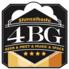 肉バルイタリアン 4BGのロゴ