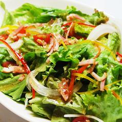 料理メニュー写真サラダ(チョレギ・胡麻・シーザー)