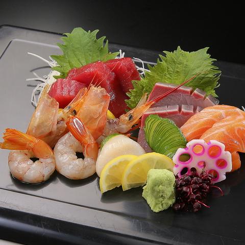 海鮮れすとらん 魚輝水産 泉大津店