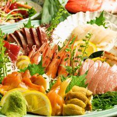 魚寅食堂 蒲田店の写真