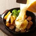 料理メニュー写真特選牛のサイコロステーキ