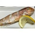 料理メニュー写真甘鯛の塩焼き