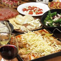肉とチーズ 食べ放題 楸 ひさぎ 浜松店のおすすめ料理1