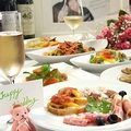 料理メニュー写真歓送迎会や大人数でのパーティーに…♪ 貸切フルサポートプラン 5250円