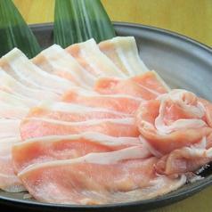 しゃぶしゃぶ 焼き鳥 さんかいのおだしやのおすすめ料理1