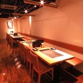 鉄板焼 お好み焼 風月 CLASSIC 博多 中洲店の雰囲気2