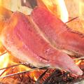 料理メニュー写真鮮魚の藁焼き