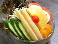 料理メニュー写真和光サラダ