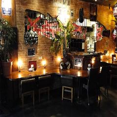 カリビアンカフェ CARIBBEAN CAFE 守谷店の雰囲気3