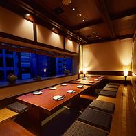 全席個室&隠れ家空間!仙台駅前の個室居酒屋