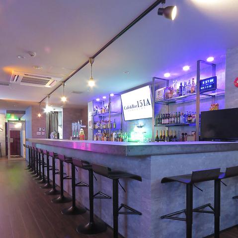 Cafe&Bar 151A イチゴイチエ
