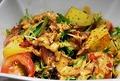 料理メニュー写真ベーコンとポテトのM'sコブサラダ