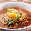 料理メニュー写真韓国式ラーメン