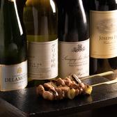 焼き鳥とワイン 志ノ蔵