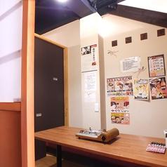 2Fテーブル個室席 当店のメインフロアです