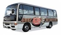 送迎バスございます