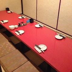 6名様から8名様の個室合コンや会社の宴会に大人気のお部屋です☆急な宴会などに対応可能です♪【大阪・南森町・個室居酒屋】