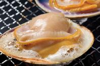 大ハマグリ貝焼