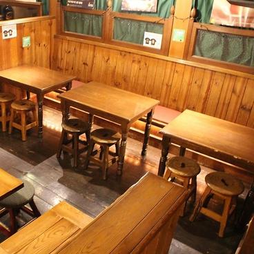 ダブリナーズ THE DUBLINERS' カフェ&パブ 渋谷店の雰囲気1