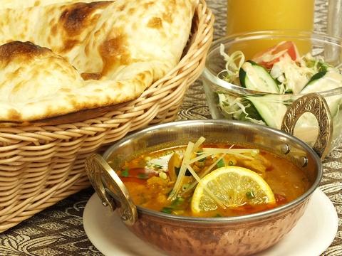 インド料理 タァバン 平和台店