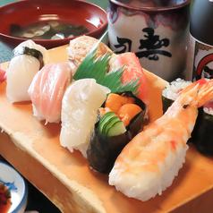 寿司よしのおすすめポイント1