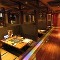 雰囲気抜群★アキバの隠れ家甘太郎!焼肉食べ放題から宴会コース、居酒屋料理まで幅広くお楽しみください♪