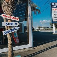 ロコビーチ入り口