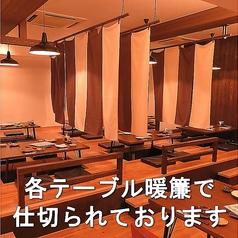 居酒屋YOKOOO 駅東店の雰囲気1