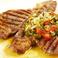 料理メニュー写真ラム肉のグリル